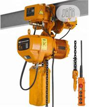 Toho Electric Chain Hoist 1ton | Manufacturing Equipment for sale in Lagos State, Amuwo-Odofin