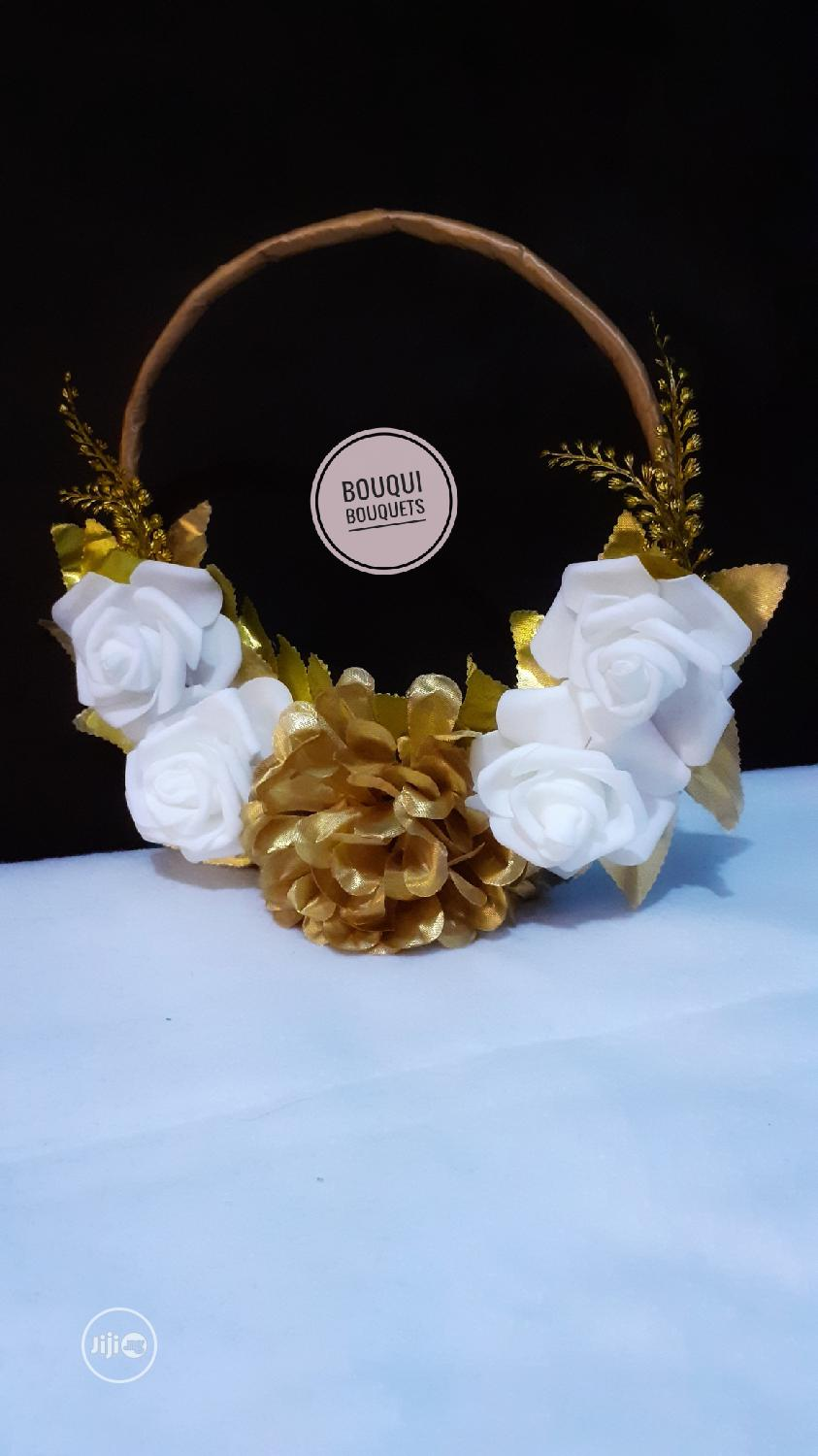 Bridal Bouquets, Bridemaids, Floral Hoops   Wedding Venues & Services for sale in Asokoro, Abuja (FCT) State, Nigeria