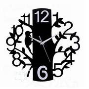 Generic Generic 12 Inch Home Decoration Acrylic DIY Tree Wall Clock | Home Accessories for sale in Lagos State, Magodo