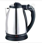 Crown Star Cordless Electric Kettle - 2.2L | Kitchen Appliances for sale in Lagos State, Mushin