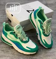 """Nike Air 270 React """" Hyper Jade/ Frosted Spruce"""" Sneakers 