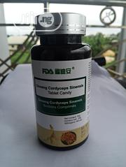 Ginseng Cordyceps Permanent Treatment for Sexual Wellness and Libido | Vitamins & Supplements for sale in Abuja (FCT) State, Dutse-Alhaji