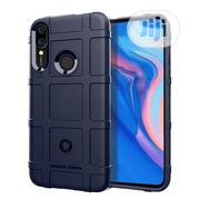 Shockproof Protector Silicone Case for Huawei Y9 Prime (2019) - Blue | Accessories for Mobile Phones & Tablets for sale in Lagos State, Ikeja