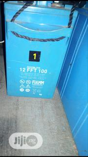 Tokunbo Fiamm Inverter Battery Or Batteries | Electrical Equipment for sale in Lagos State