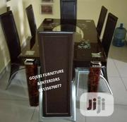 Quality Glass Dining Table By 6 | Furniture for sale in Rivers State, Port-Harcourt
