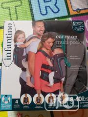 Infantino Multi-pocket Carrier   Children's Gear & Safety for sale in Lagos State, Ikeja