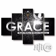 Grace 5piece Canvas Wall Art CP031 | Home Accessories for sale in Lagos State, Agege