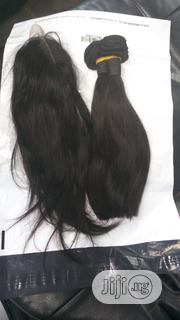 10 Inches Peruvian Straight Human Hair | Hair Beauty for sale in Lagos State, Ojodu