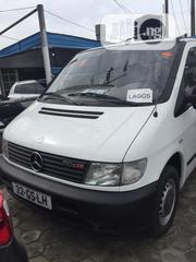 Mercedes Benz Vito White 2003   Buses & Microbuses for sale in Lagos State, Ajah