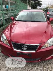 Lexus IS 2008 250 Red | Cars for sale in Lagos State, Ajah