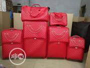 Quality Leather Trolley Bags Set Of 6 | Bags for sale in Lagos State, Lagos Island