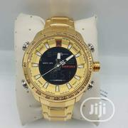 Naviforce Gold Wrist Watch | Watches for sale in Lagos State, Lagos Island