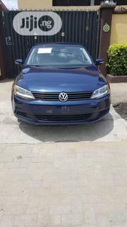 Volkswagen Jetta 2012 Blue | Cars for sale in Lagos State, Ojodu