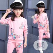 Girls 2pc Fashion Joggers Set | Children's Clothing for sale in Lagos State, Surulere