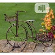 Garden Crafted Tricycle Vases Holder For Beautification Of Homes | Manufacturing Services for sale in Jigawa State, Dutse-Jigawa