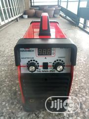 Maxmech TIG-MMA 250 Amps Inverter Welding Machine | Electrical Equipment for sale in Lagos State, Ilupeju
