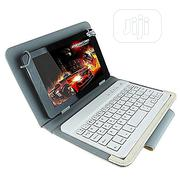 Leather Case + Holder For Bluetooth Keyboard & Tablet- 8inch | Accessories for Mobile Phones & Tablets for sale in Lagos State, Ikeja