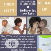 Max Atp Supplement For Energy And Sexual Manpower | Sexual Wellness for sale in Lagos State, Surulere