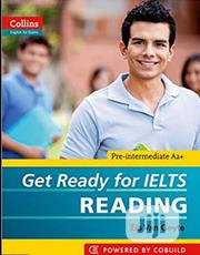 Get Ready For Ielts: Reading | Books & Games for sale in Lagos State, Surulere