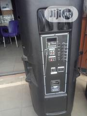 Kedibo Double 15 Inches Pa System St   Audio & Music Equipment for sale in Lagos State, Mushin