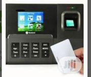 Time Atendant Access Control With Battery Backup | Computer Accessories  for sale in Lagos State, Ikeja