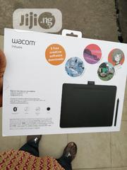 Wacom Intuos Bluetooth Graphics Creative Pen Table Medium | Accessories for Mobile Phones & Tablets for sale in Lagos State, Ikeja