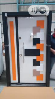 4ft Executive Turkish Luxury Armored Security Door | Doors for sale in Lagos State, Orile
