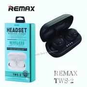 Remax Tws-2 True Wireless Earbuds | Headphones for sale in Lagos State, Ikeja