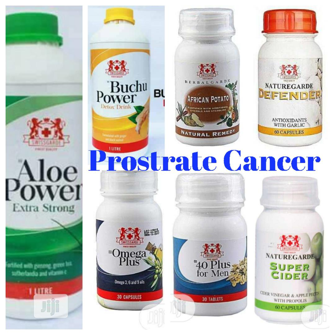 Swissgarde Prostrate Cancer Natural Remedy Free Delivery