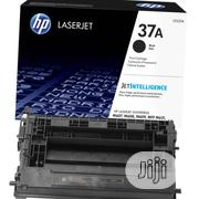 HP 37A Black Original Laserjet Toner Cartridge | Accessories & Supplies for Electronics for sale in Abuja (FCT) State, Wuse 2