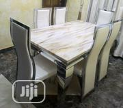 Quality Marble Dining Table | Furniture for sale in Lagos State
