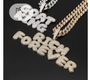 N6,000 Per Letter Original Customized Name Pendant | Jewelry for sale in Lagos State, Lagos Island