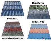 We Supply Roofing Tiles Metal Stone Coated In Nigeria For Sale Today | Building & Trades Services for sale in Lagos State, Ajah