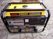 This Is Sumec Firman Generator Model Number SPG2900 Manual | Electrical Equipment for sale in Lagos State, Ojo