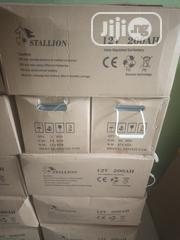 200ah/12v Stallion Gel Battery | Electrical Equipment for sale in Lagos State, Ojo