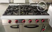 6 Burner Gas Cooker With Oven | Restaurant & Catering Equipment for sale in Lagos State, Ojo