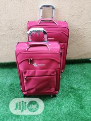 4 Wheeled Fancy Trolley Luggages | Bags for sale in Osun State, Ede