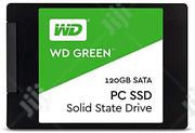 Western Digital Green 2.5 120GB SATA3 SSD WDS120G1G0A | Computer Hardware for sale in Lagos State, Ikeja
