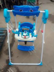 New Baby Swing Chair With Playing Sweet Songs | Children's Gear & Safety for sale in Lagos State, Surulere