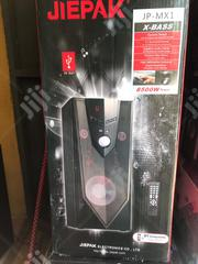 Jiepak Single Powerful Home Theater System | Audio & Music Equipment for sale in Lagos State, Lekki Phase 1