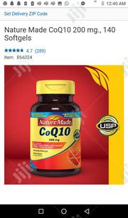 Nature Made Coq10 | Vitamins & Supplements for sale in Lagos State, Ojota