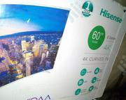 Hisense LED 60inch Curved Smart | TV & DVD Equipment for sale in Lagos State, Lekki Phase 2