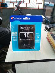 Verbatim External Hard Drive Store 'n' Go USB 3.0, Compatible USB 2.0 | Computer Hardware for sale in Lagos State