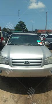 Toyota Highlander 2006 Limited V6 Silver   Cars for sale in Lagos State, Amuwo-Odofin