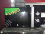 ✓ Syinix 20-L Microwave Black Color With Grill + Warranty 3 Years | Kitchen Appliances for sale in Lagos State, Ojo