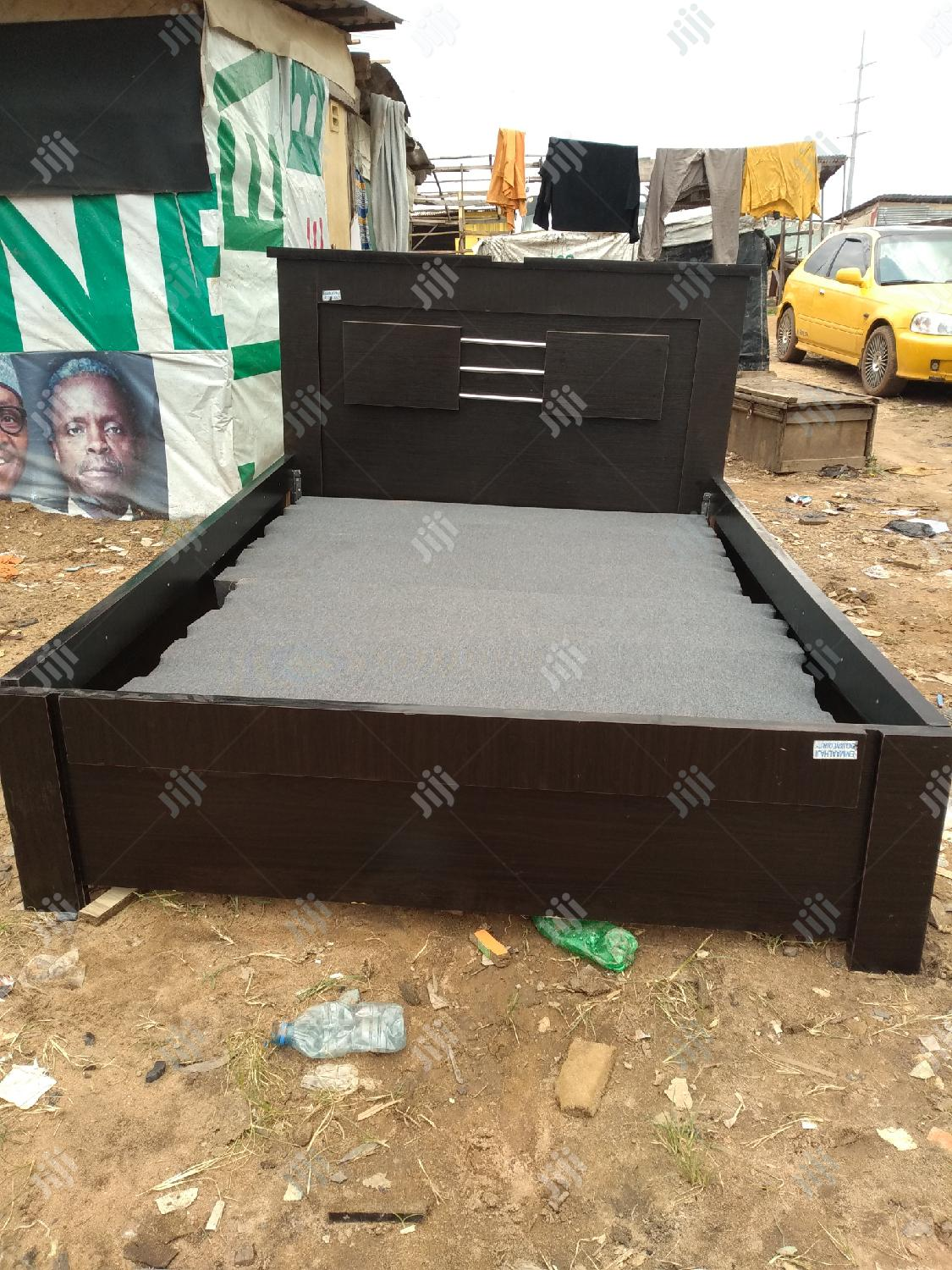 Bed Frames 4by6feet In Lugbe District Furniture Chris