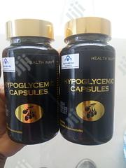 Cure That Diabetes Permanently With Approved Hypoglycemic Capsules | Vitamins & Supplements for sale in Kaduna State, Zaria