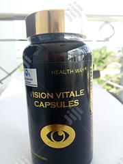 Vision Vitale Natural Permanent Solution to Eye Problems, Glaucoma | Vitamins & Supplements for sale in Kaduna State, Kaura-Kaduna