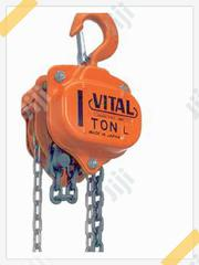 Chain Block/Hoist | Manufacturing Equipment for sale in Lagos State, Lagos Island