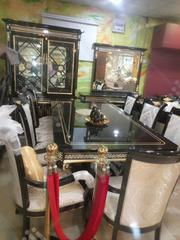 Imported Versace Family Dining Table.With the Full Set of It | Furniture for sale in Lagos State